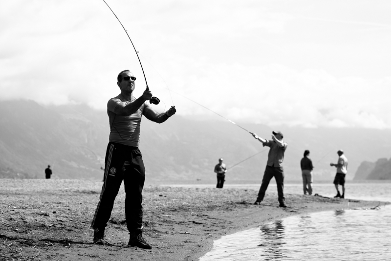 Fly fishing lessons for beginners in switzerland for Fly fishing classes