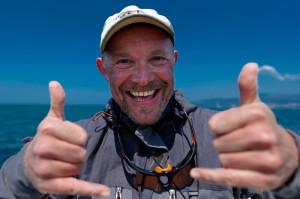 Pascal Zeller, Fliegenfischer Guide