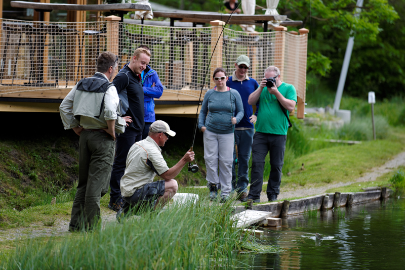 fly fishing events