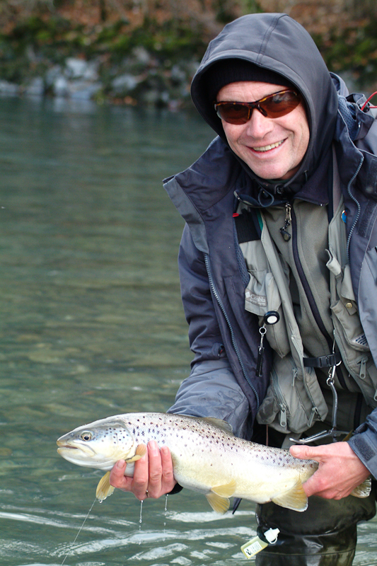 Your Flyfishing guide in Switzerland