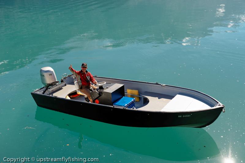 Fliegenfischer Guide Schweiz & Island