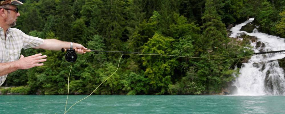 Pike fishing in Switzerland 002